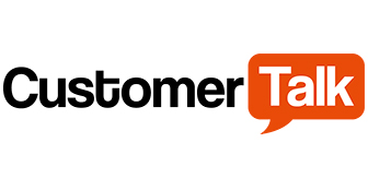 Bedrijfslogo van Customer Talk.