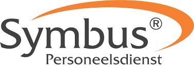 Bedrijfslogo van Symbus Personeelsdienst.