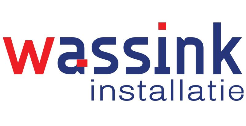 Logo wassink installatie Booosters for jobs